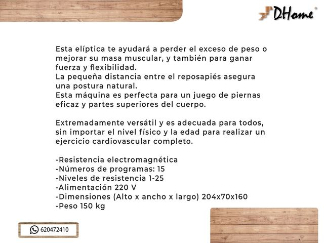 ELIPTICA TECHNOGYM - foto 3