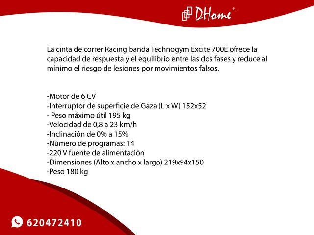 CINTA DE CORRER TECHNOGYM - foto 3