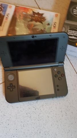 NEW NINTENDO 3DS XL Y JUEGOS - foto 1