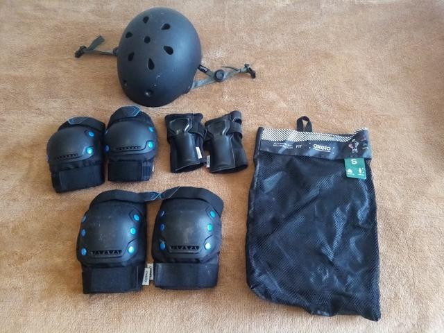 PROTECCIONES BMX SKATE Y PATINES - foto 1
