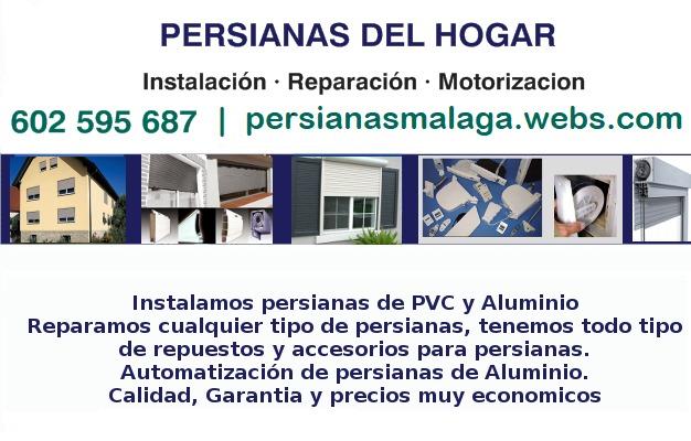 REPARACION ECONOMICAS PERSIANAS - foto 1