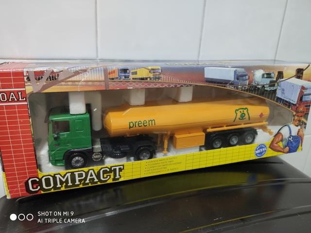 Camion Joal Daf 95 Xf 1:50