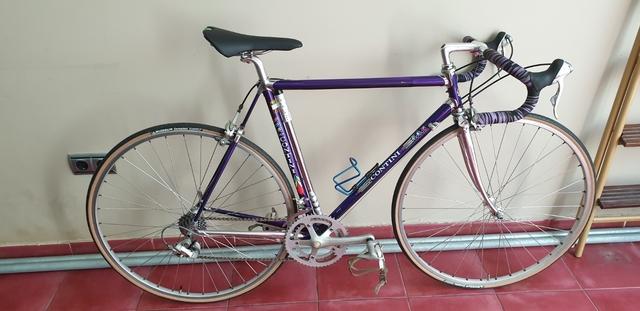 Bicicleta Ciclista Contini