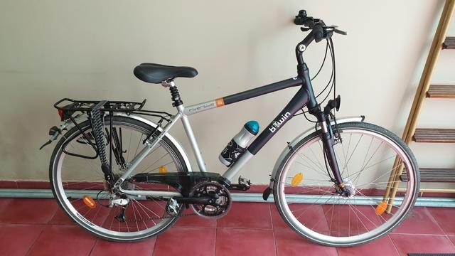 Bicicleta Paseo Aluminio