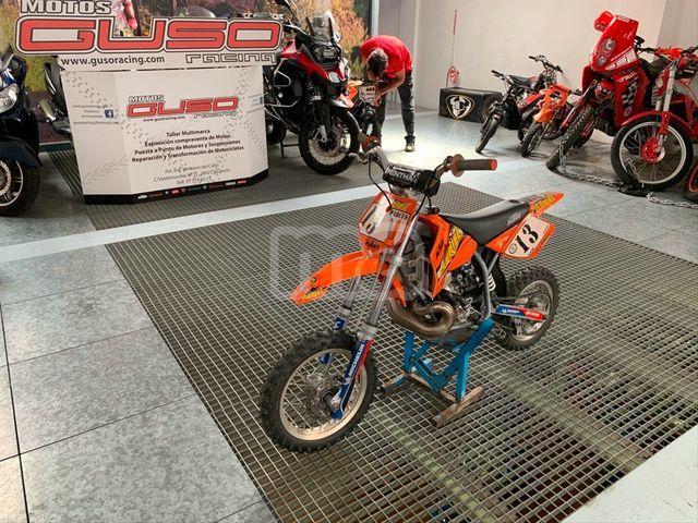 KTM - 50 SX - foto 2