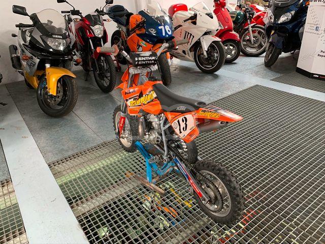 KTM - 50 SX - foto 7