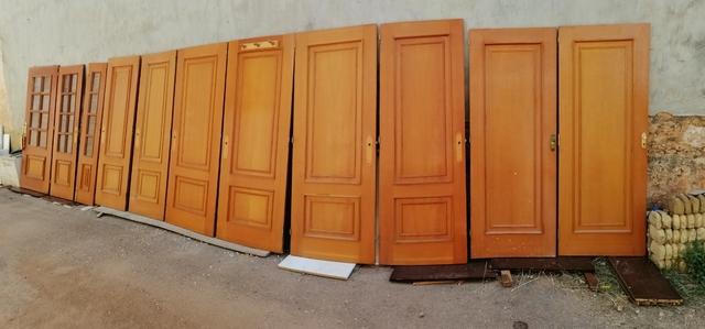 11 Puertas De Interior Vivienda Completa