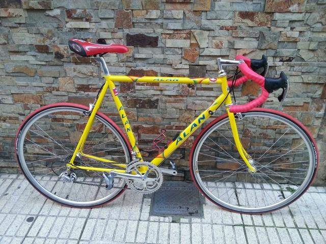 Bicicleta Ciclista Alan