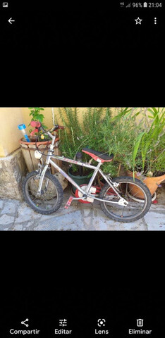 BICICLETA NIÑOS DE 3 A 6 AÑOS - foto 3