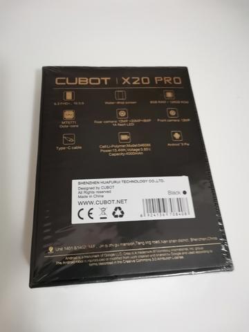 CUBOT X20 PRO.  6GB , 128GB! NUEVO! - foto 2