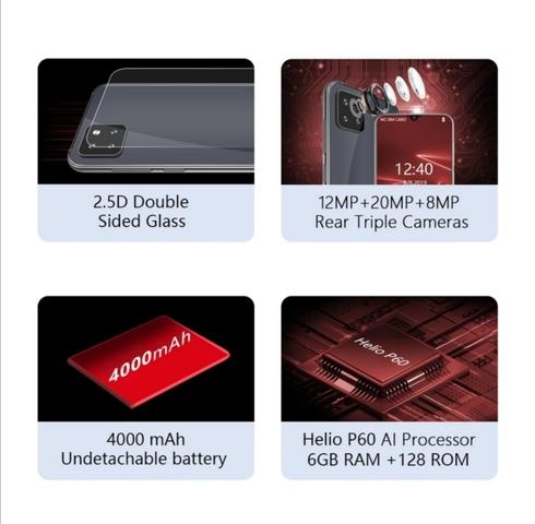 CUBOT X20 PRO.  6GB , 128GB! NUEVO! - foto 4