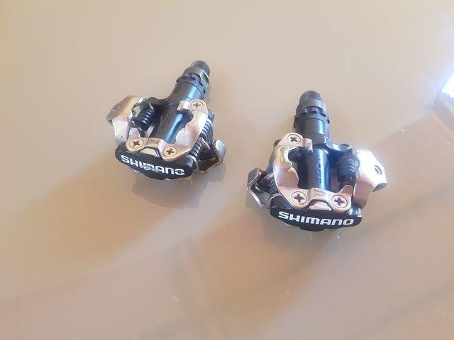 Pedales Automáticos Shimano M520