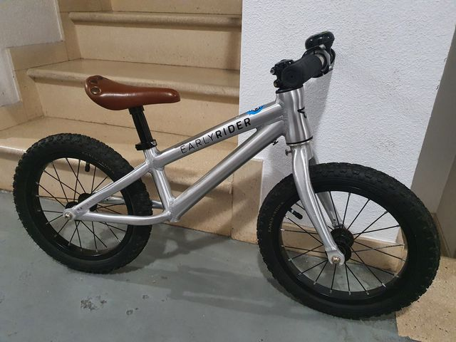 BICI SIN PEDALES EARLY RIDER - foto 1