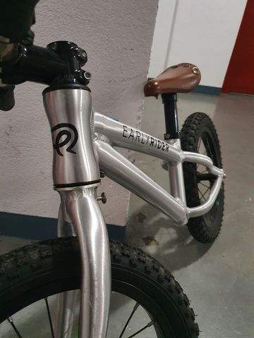 BICI SIN PEDALES EARLY RIDER - foto 2