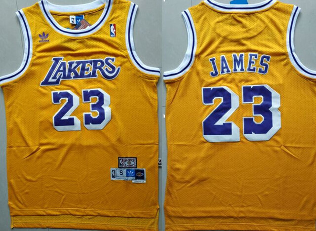 CAMISETA BALONCESTO NBA LAKERS 23 RETRO - foto 1