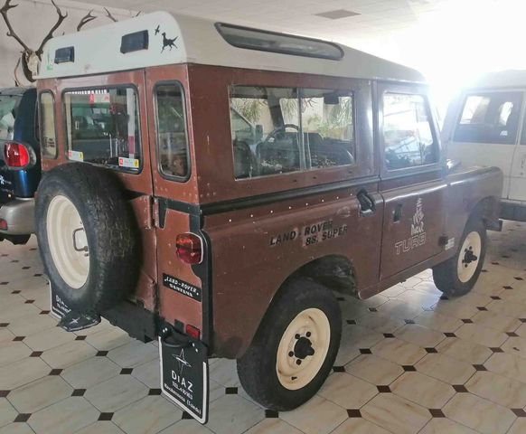 LAND-ROVER - DEFENDER - foto 1