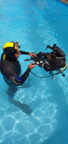 Equipo Buceo Completo
