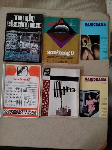 Revistas De Electronica