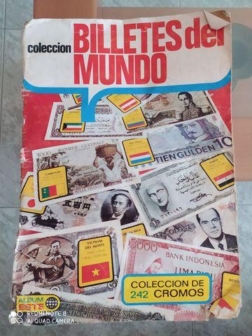 Colección Billetes Del Mundo Año 1974