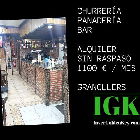 ALQUILER PANADERÍA CHURRERÍA CAFETERÍA - foto 1