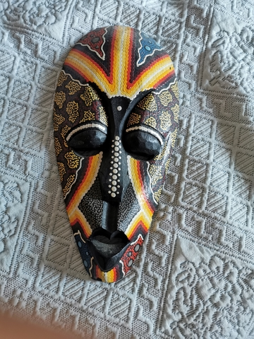 Máscara Decoración