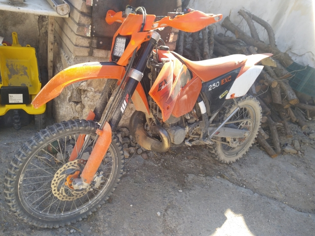 KTM - EXC 250 2T - foto 1
