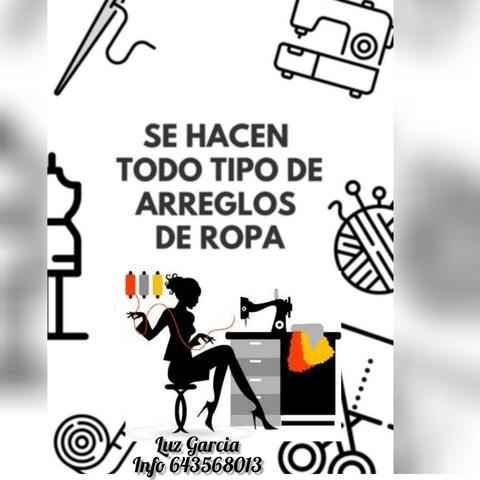 DISEÑO Y ARREGLO ROPA - foto 1
