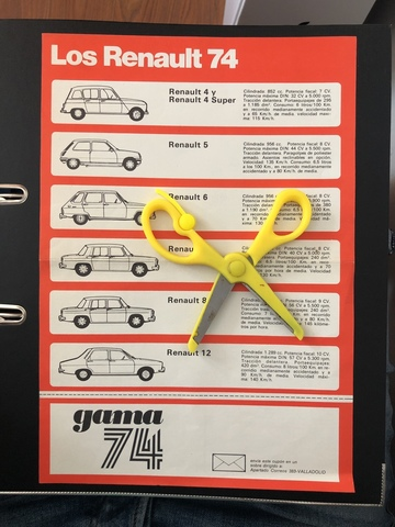 Catalogo Renault