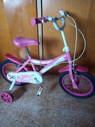 """Bicicleta De 14\"""""""