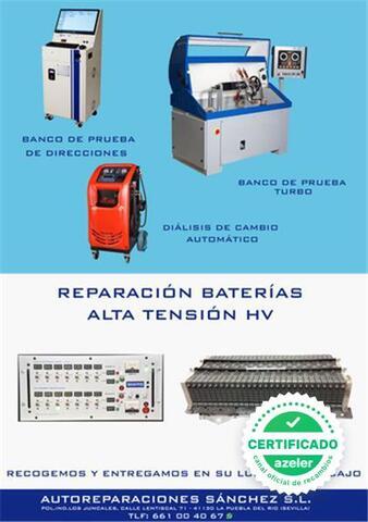 REPARACIÓN GRUPO DIFERENCIAL - foto 3