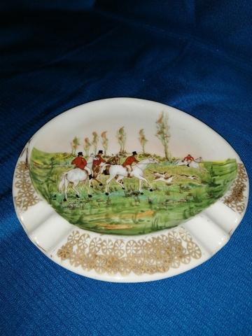 Cenicero Porcelana Limoges