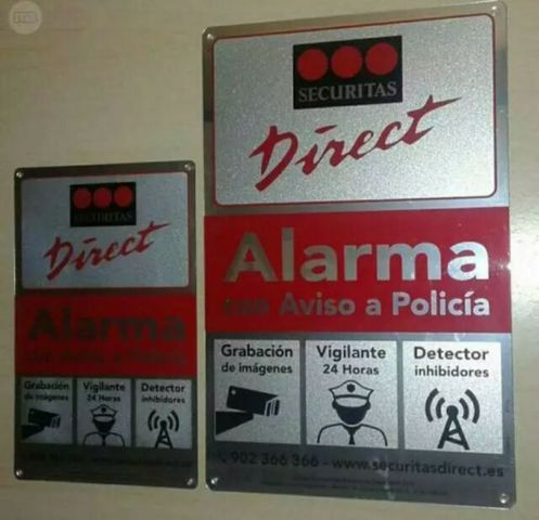 ALARMA DE SECURITAS DIRECT - foto 1