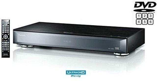 REPRODUCTOR BLU-RAY 4K ULTRAHD DVD - foto 1