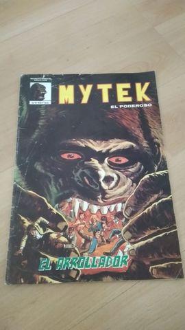 Comic Mytek El Poderoso