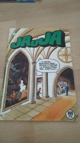 Comic Jauja.