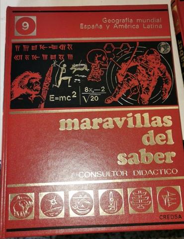 ENCICLOPEDIA MARAVILLAS DEL SABER - foto 2