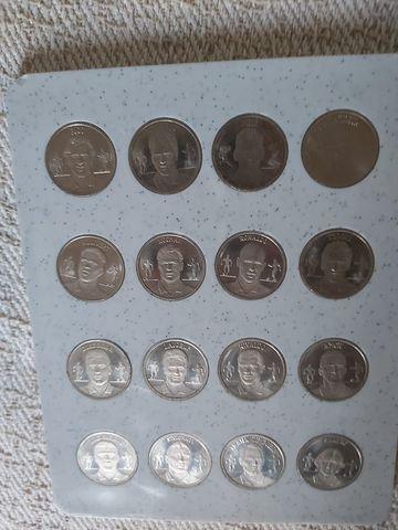 Monedas Coleccionismo Barça