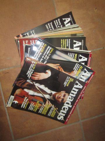 Revistas Amadeus
