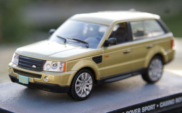 Range Rover Sport Escala 1:43 De Altaya