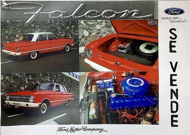 FORD - FALCON - foto 1