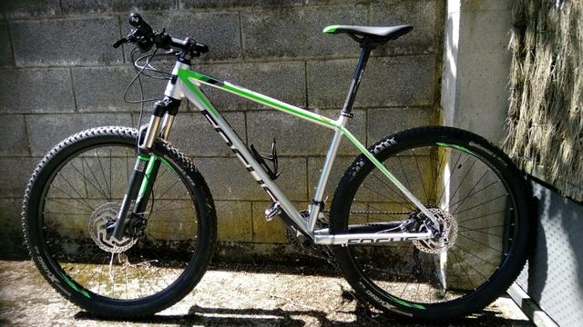 Bicicleta Btt Focus