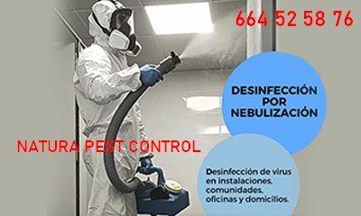 NATURA - PEST CONTROL S. L - foto 1
