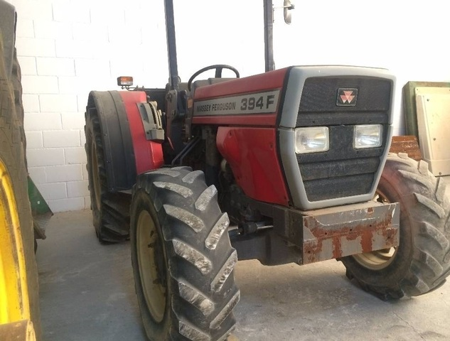 ver listado para Tipo Massey Ferguson Tractor Escape Caja