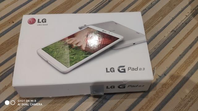 LG G PAD 8. 3 - foto 4