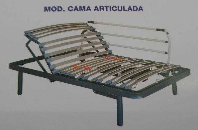 CAMA ARTICULADA NUEVO A ESTRENAR - foto 1