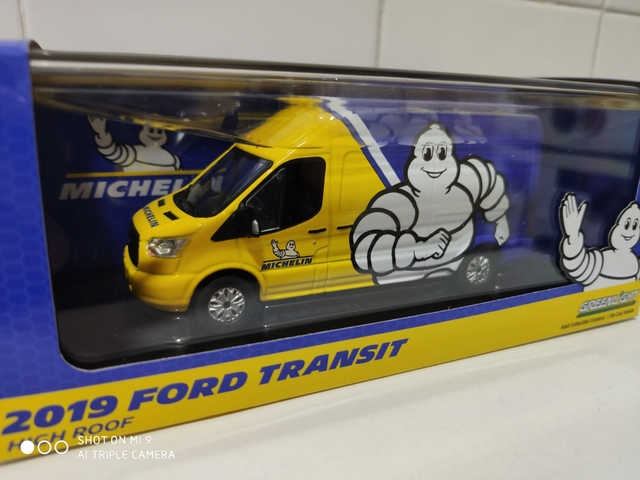 Ford Transit Michelin 1:43