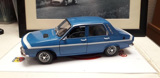 Renault 12 Gordini Solido  1:18