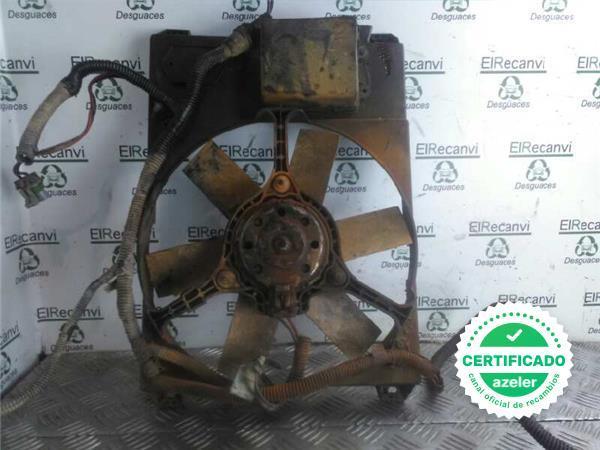 ELECTROVENTILADOR FIAT DUCATO CAJA - foto 1