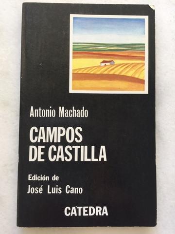 """VENDO LIBRO """"CAMPOS DE CASTILLA"""" - foto 1"""