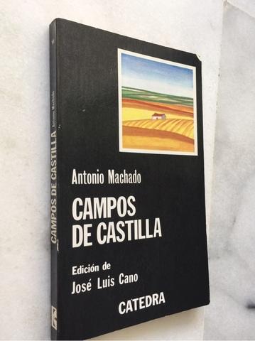 """VENDO LIBRO """"CAMPOS DE CASTILLA"""" - foto 2"""